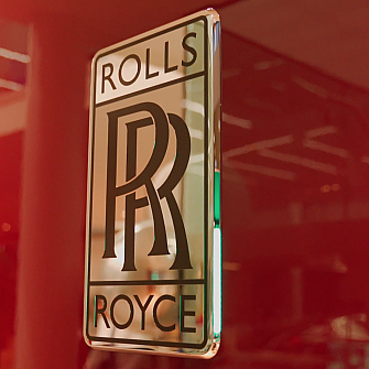 Moblek has now entered the world of Rolls Royce!