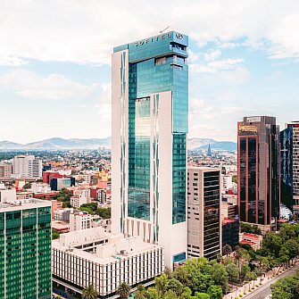 Moblek bring its solution to the new prestigious Sofitel Reforma Mexico City. Nominee capital's first luxury hotel in 10 years